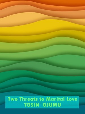 cover image of Two Threats to Marital Love