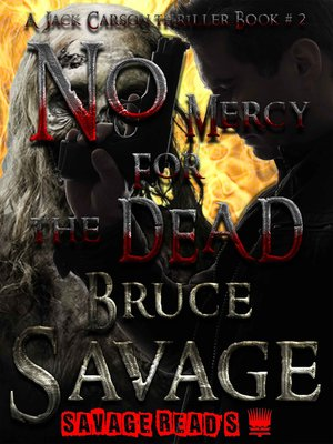 cover image of No Mercy for the Dead!