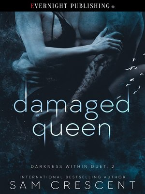 cover image of Damaged Queen