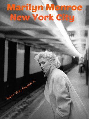 cover image of Marilyn Monroe New York City