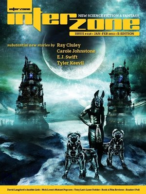 cover image of Interzone 238 Jan