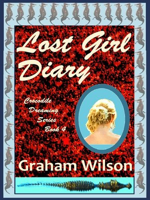 cover image of Lost Girl Diary