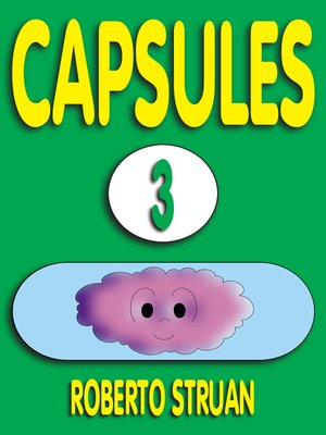 cover image of Capsules 3
