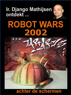 cover image of Robot Wars 2002