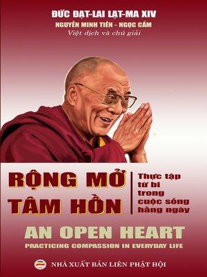 cover image of Rộng mở tâm hồn