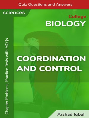 cover image of Coordination and Control Multiple Choice Questions and Answers (MCQs)