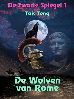 cover image of De Wolven van Rome