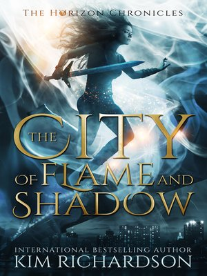 cover image of The City of Flame and Shadow