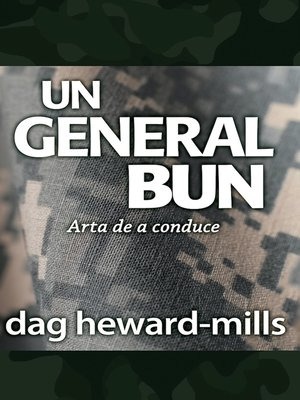 cover image of Un General Bun