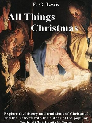 cover image of All Things Christmas