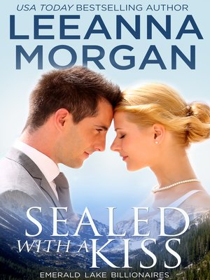 cover image of Sealed With a Kiss