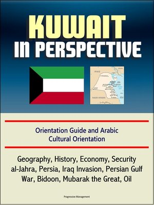 cover image of Kuwait in Perspective