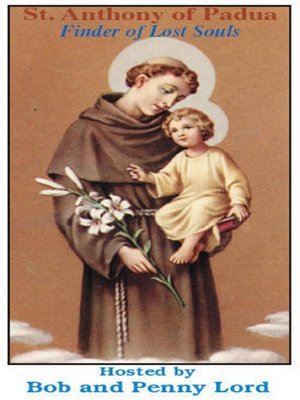 cover image of Saint Anthony of Padua