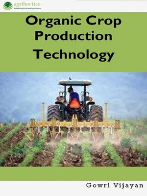 cover image of Organic Crop Production Technology