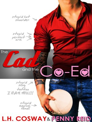 cover image of The Cad and the Co-Ed