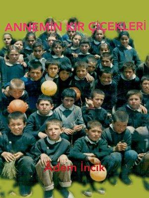 cover image of Annemin Kır Çiçekleri