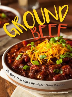 cover image of Ground Beef