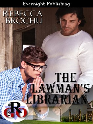 cover image of The Lawman's Librarian