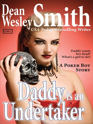cover image of Daddy is an Undertaker