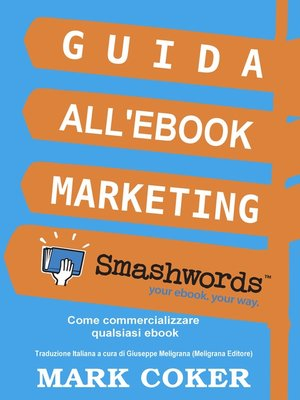 cover image of Guida all'Ebook Marketing Smashwords