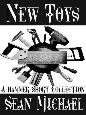cover image of New Toys, a Hammer Short Collection