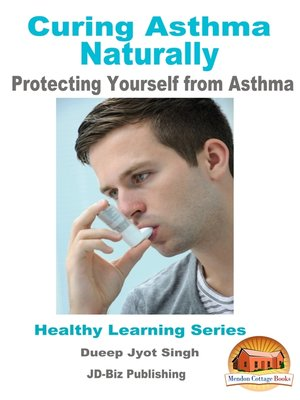 cover image of Curing Asthma Naturally