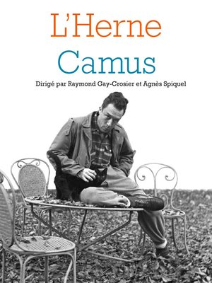 cover image of Cahier Camus