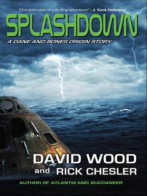 cover image of Splashdown- a Dane and Bones Origins Story