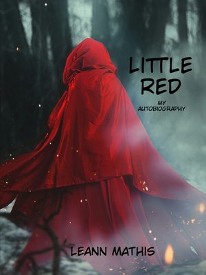 "cover image of ""Little Red"" an Autobiography"