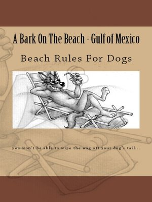 cover image of A Bark On the Beach-Gulf of Mexico