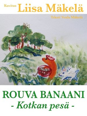 cover image of Rouva Banaani