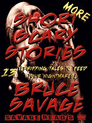 cover image of More Short Scary Stories
