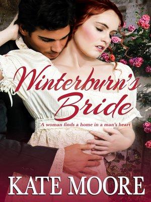 cover image of Winterburn's Bride
