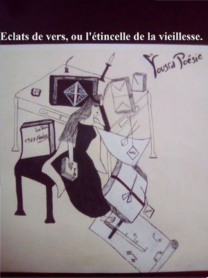 cover image of Éclats de vers, ou l'étincelle de la vieillesse.