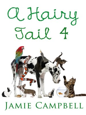 cover image of A Hairy Tail 4