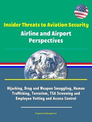 cover image of Insider Threats to Aviation Security