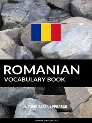 cover image of Romanian Vocabulary Book
