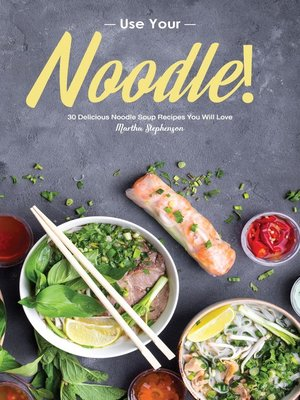 cover image of Use Your Noodle!