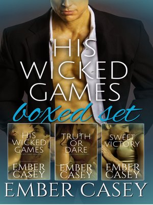 cover image of His Wicked Games Boxed Set