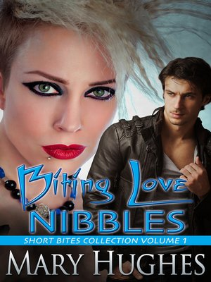 cover image of Biting Love Nibbles