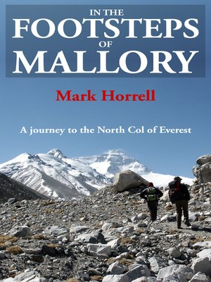 cover image of In the Footsteps of Mallory