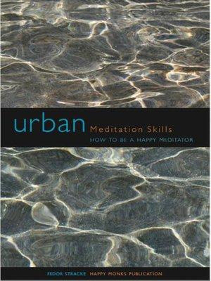 cover image of Urban Meditation Skills
