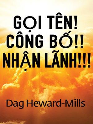 cover image of Gọi tên! Công Bố!! Nhận Lãnh!!!