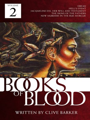 cover image of Books of Blood, Volume 2