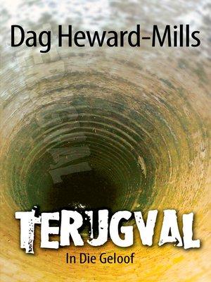cover image of Terugval in die geloof