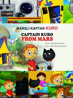 cover image of Marsli Kaptan Kuro