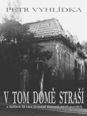 cover image of V tom domě straší