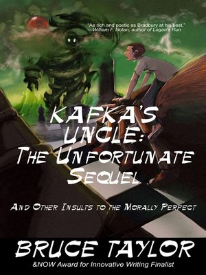 cover image of Kafka's Uncle