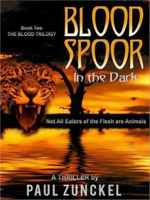 cover image of Blood Spoor In the Dark