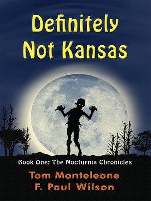 cover image of Definitely Not Kansas